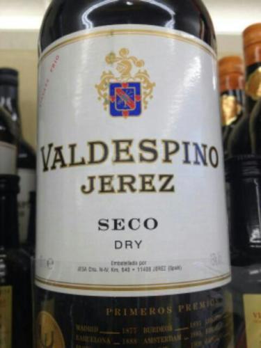 Jerez Seco Dry