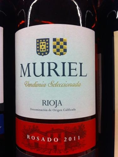 Rioja Vendimia Seleccionada Rosado