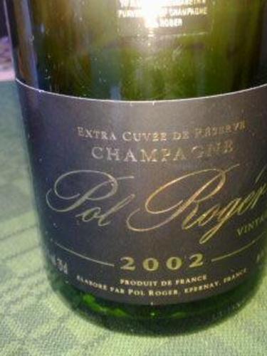Extra Cuvée de Réserve Champagne Vintage