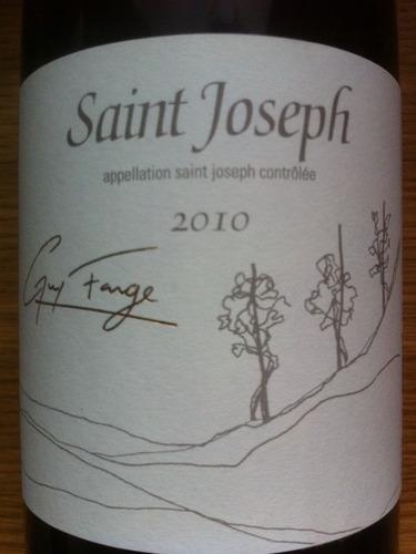盖伊酒庄圣约瑟夫激情袭来干红葡萄酒Domaine Guy Farge Passion de Terrasses Saint Joseph