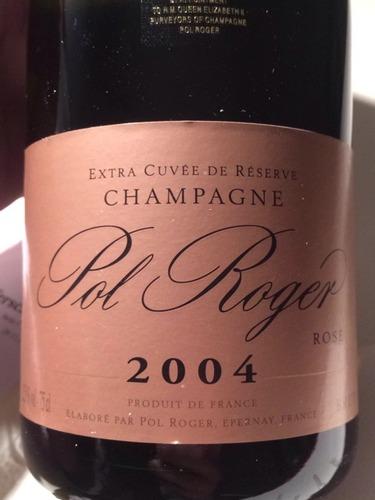 Champagne Extra Cuvée de Réserve Brut
