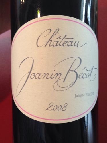 祖安贝戈城堡干红Chateau Joanin-Becot