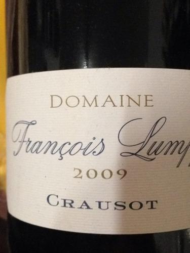 弗朗索瓦兰坡酒庄卡鲁索白葡萄酒Domaine Francois Lumpp Givry 1er Cru CRAUSOT Blanc