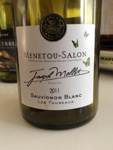 Menetou-Salon Les Thureaux Sauvignon Blanc