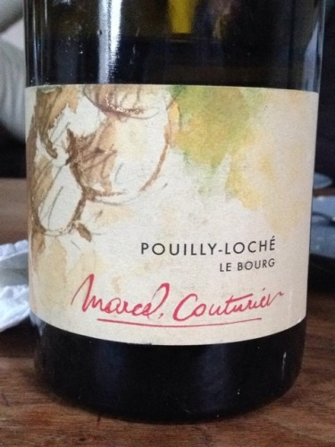 Marcel Couturier Pouilly-Loche Le Bourg