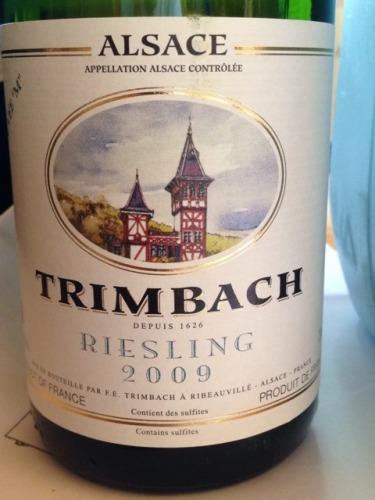 Trimbach Riesling Cuvée M