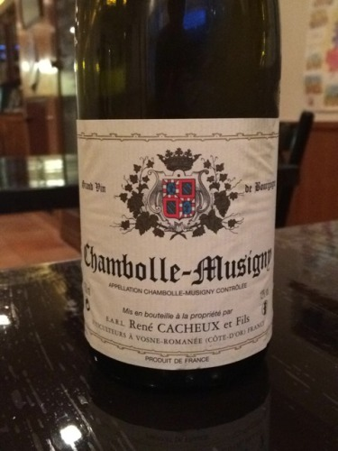 Les Charmes Chambolle-Musigny 1er Cru