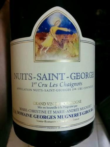 Nuits-Saint-Georges 1er Cru Les Chaignots