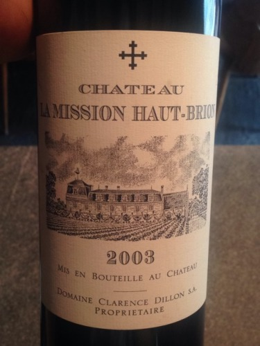 美讯酒庄干红Chateau La Mission Haut-Brion