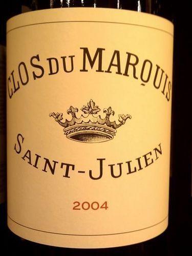 雄狮庄园原副牌干红Clos Du Marquis