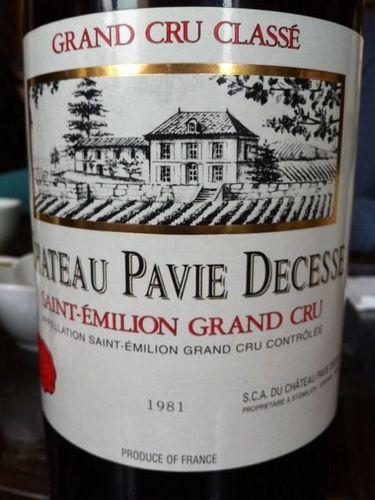柏菲德凯斯酒庄Chateau Pavie Decesse