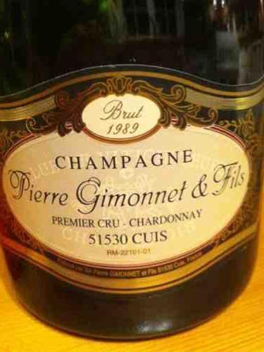 Brut Premier Cru Chardonnay