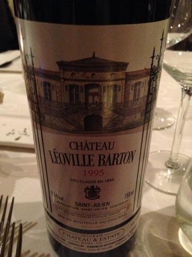 巴顿酒庄干红Chateau Leoville Barton