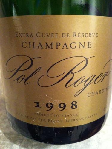 Extra Cuvée de Réserve Champagne Rich