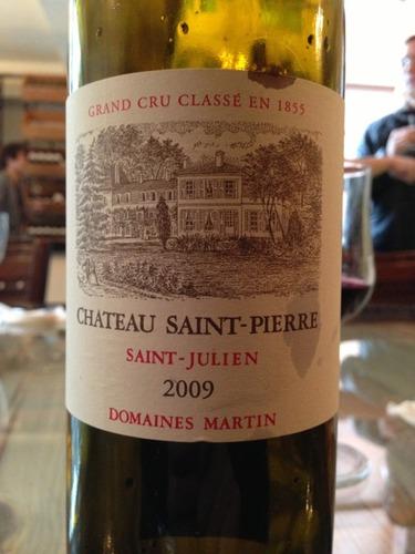 圣皮尔酒庄圣朱利安干红Chateau Saint-Pierre Saint-Julien