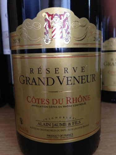 Alain Jaume Fils Reserve Cotes du Rhone