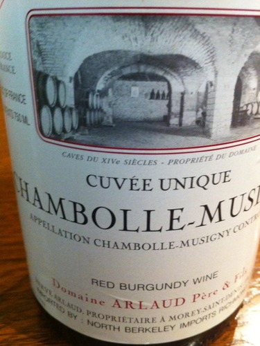 Chambolle-Musigny Les Veroilles