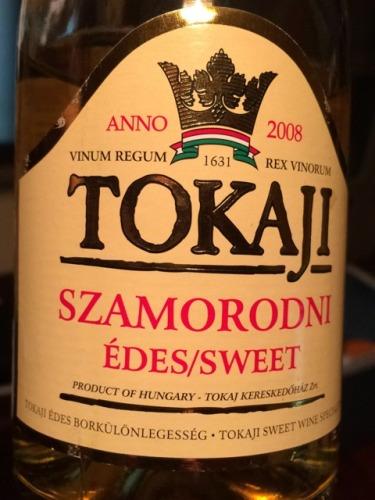 Szamorodni Edes/Sweet