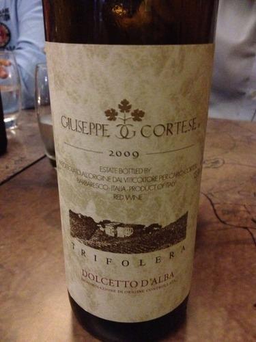 朱塞佩科特斯阿尔巴多塞托产区干红Giuseppe Cortese Dolcetto d'Alba