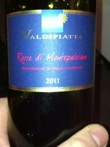 Valdipiatta Rosso di Montepulciano