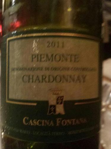 Piemonte Chardonnay