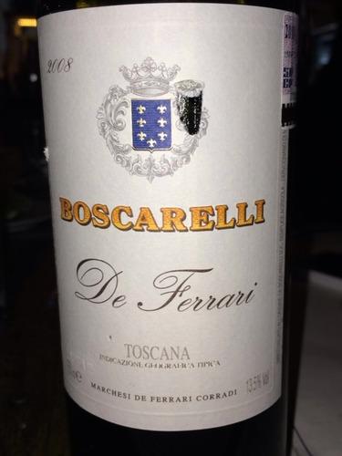 Toscana de Ferrari