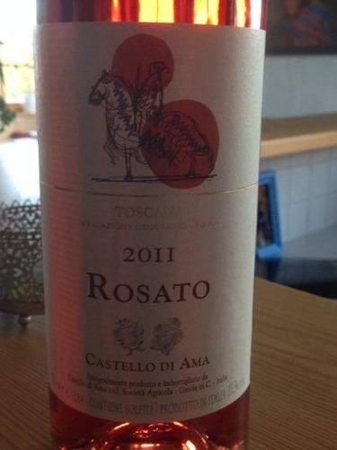 阿玛酒庄桃红葡萄酒Castello di Ama Rosato