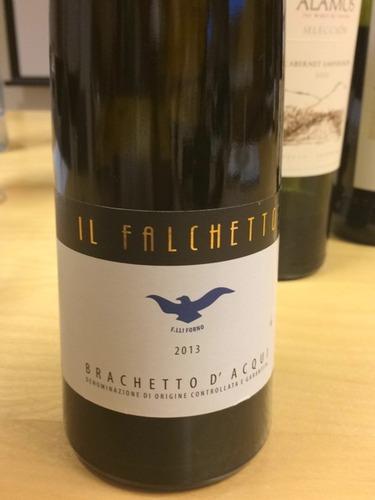 幻想之鹰甜红微起泡酒Il Falchetto Brachetto d'Acqui