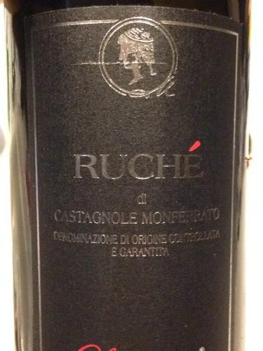 Ruchè Di Castagnole Monferrato