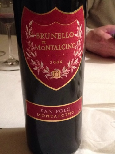 桑普酒庄蒙塔奇诺布鲁耐罗干红Poggio San Polo Brunello di Montalcino