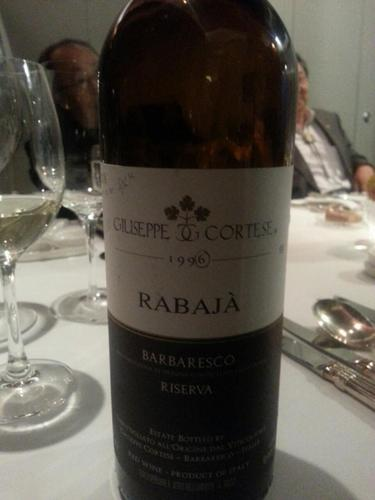 朱塞佩科特斯巴巴莱斯科产区珍藏干红Giuseppe Cortese Barbaresco Rabaja Riserva