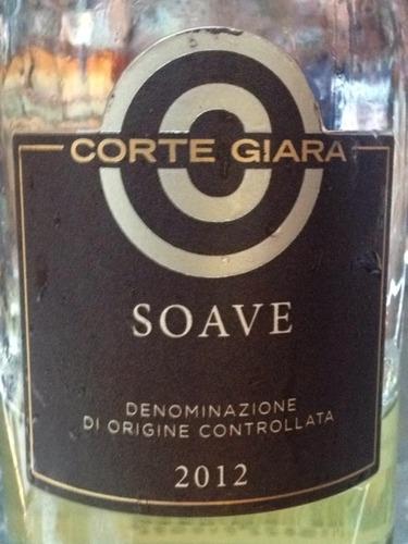 艾格尼科特吉拉苏雅薇白葡萄酒Allegrini Corte Giara Soave