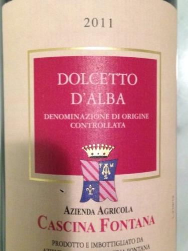 D'Alba Dolcetto