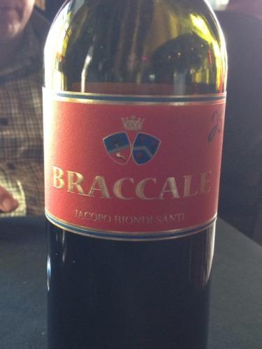 碧昂蒂仙蒂八克拉干红Jacopo Biondi Braccale