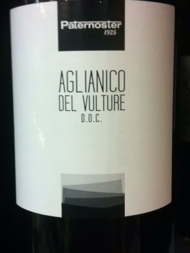 Aglianico del Vulture Don Anselmo