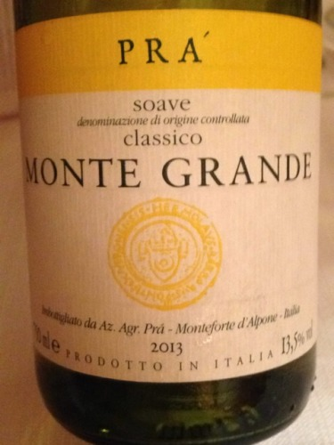 Monte Grande Soave Classico