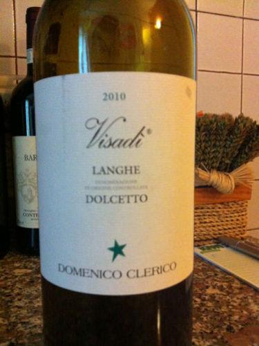 克莱里科维莎迪多姿桃干红Domenico Clerico Langhe Dolcetto Visadi