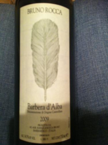 布鲁诺罗卡巴贝拉阿尔巴红葡萄酒Bruno Rocca Barbera d'Alba