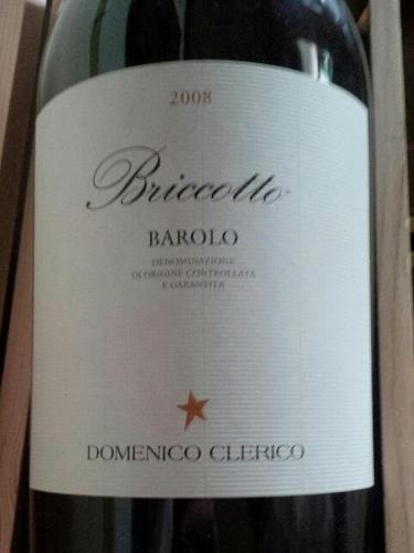 克莱里科布里克托干红Domenico Clerico Briccotto