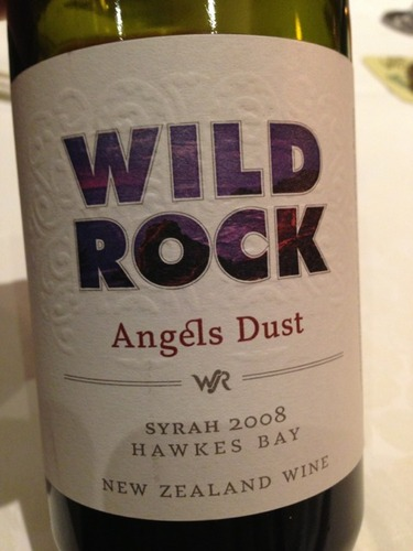 俏石天使之尘西拉干红Wild Rock Angels Dust Syrah