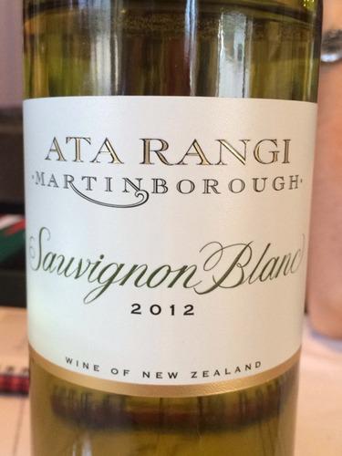 新天地长相思干白Ata Rangi Sauvignon Blanc
