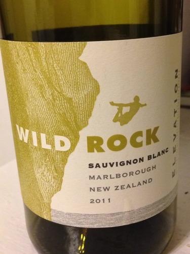 俏石长相思干白Wild Rock Sauvignon Blanc