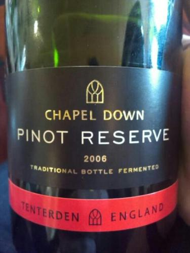 Reserve Pinot Brut