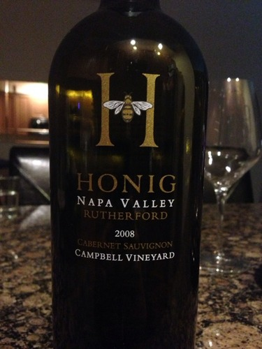 Campbell Napa Valley Rutherford Cabernet Sauvignon