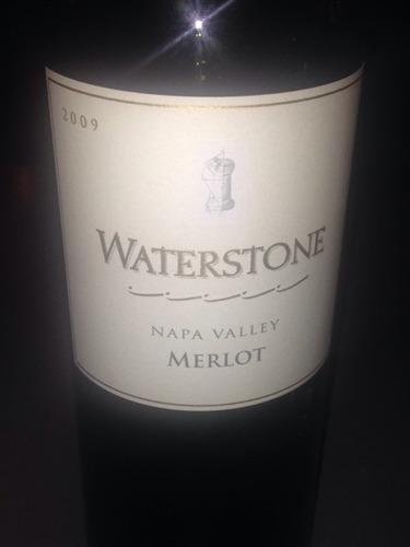 Waterstone Napa Valley Merlot