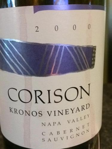 Kronos Napa Valley Cabernet Sauvignon
