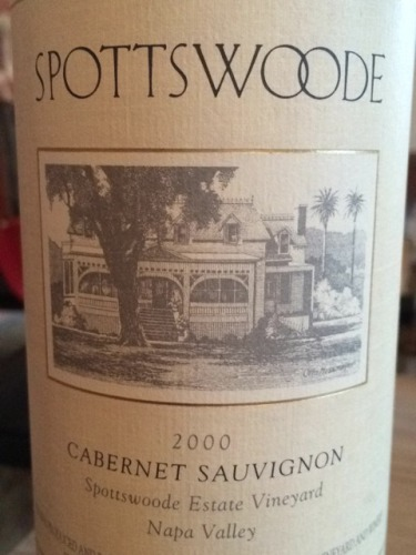 Family Estate Grown St Helena Napa Valley Cabernet Sauvignon