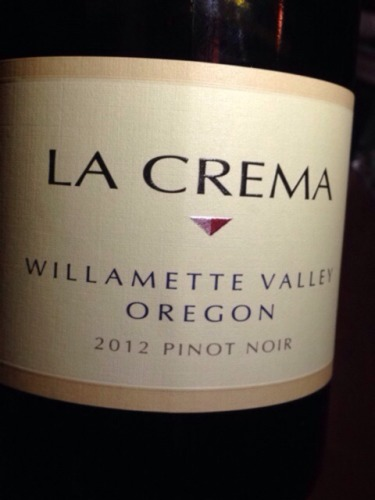 Willamette Valley Oregon Pinot Noir
