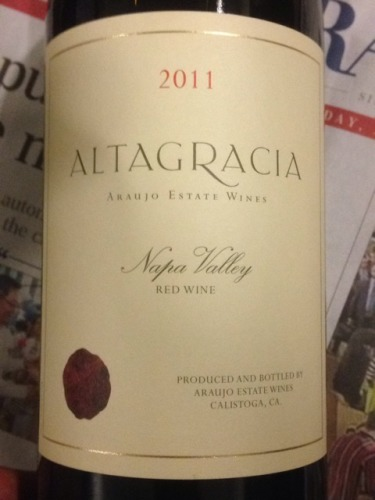 Alta Gracia Napa Valley Red