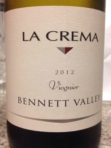 Bennett Valley Pinot Noir